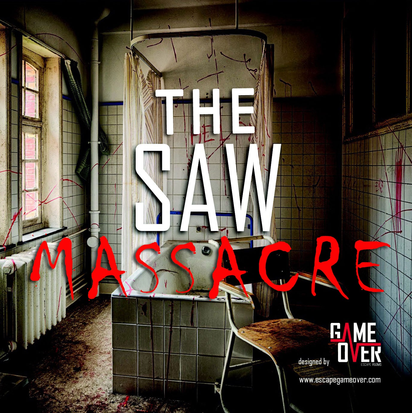Live Escape THE SAW Massacre