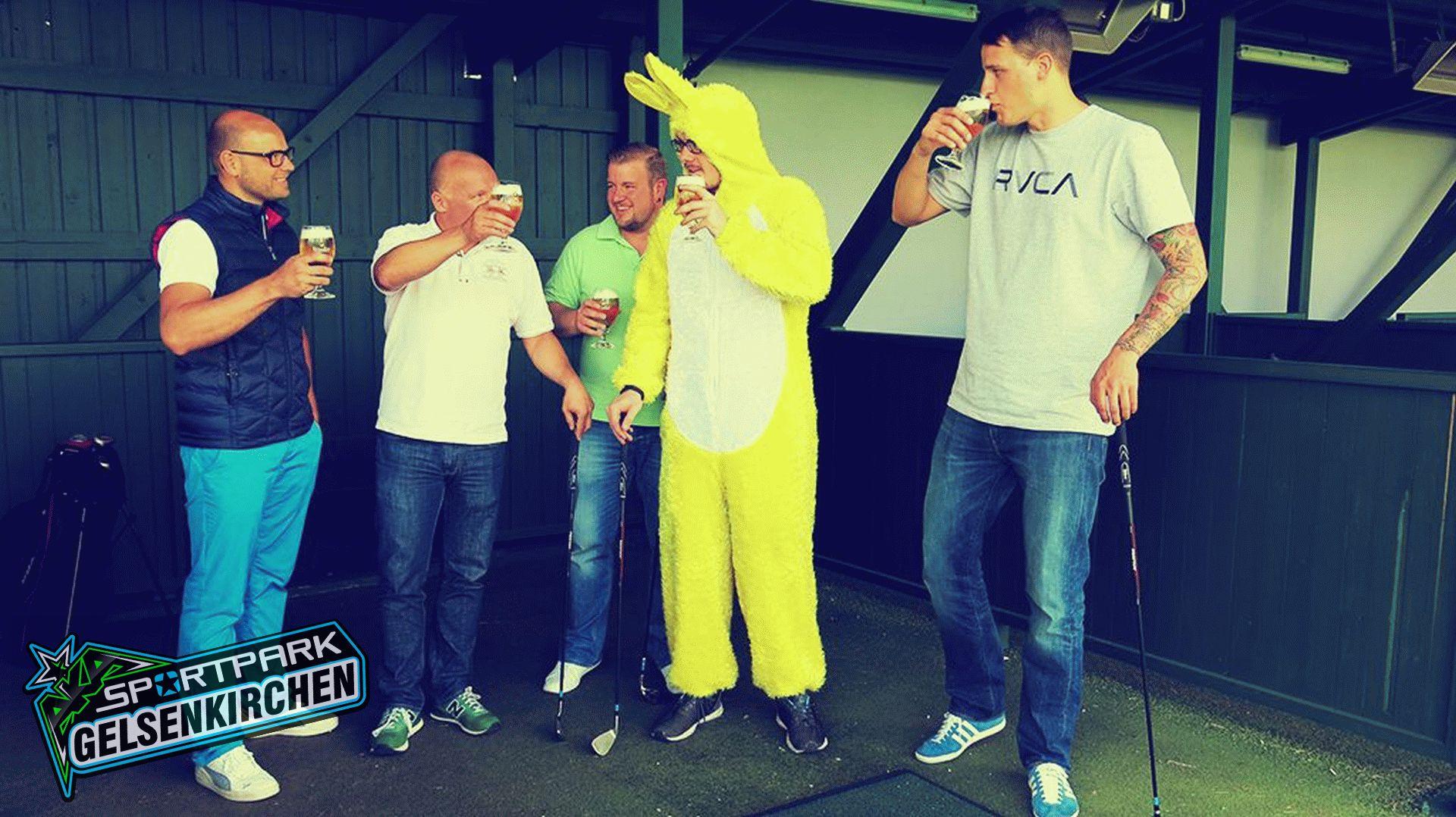 Golf-Party-Junggesellenabschied-NRW