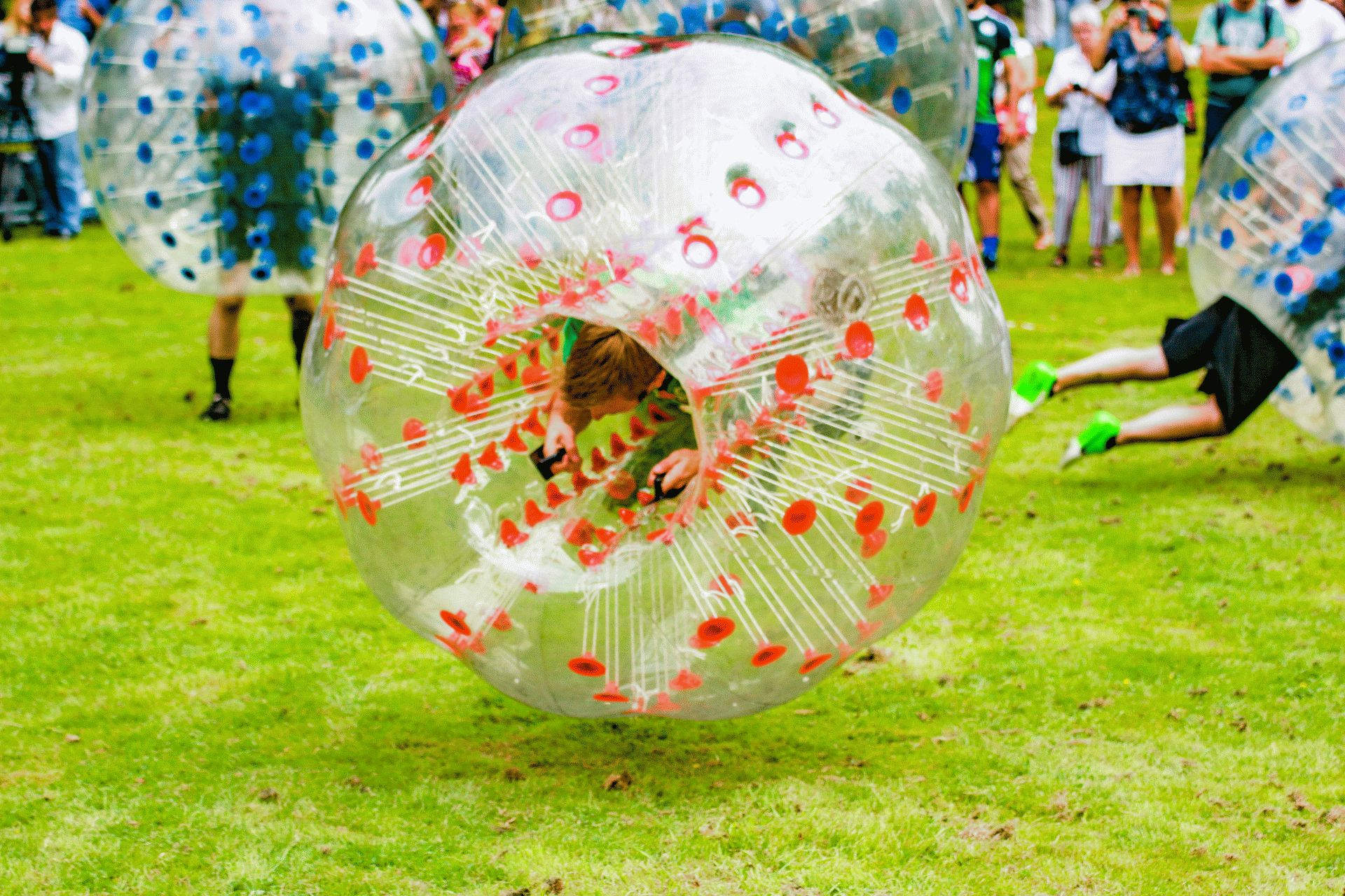 Sportpark Gelsenkirchen Bubble Ball
