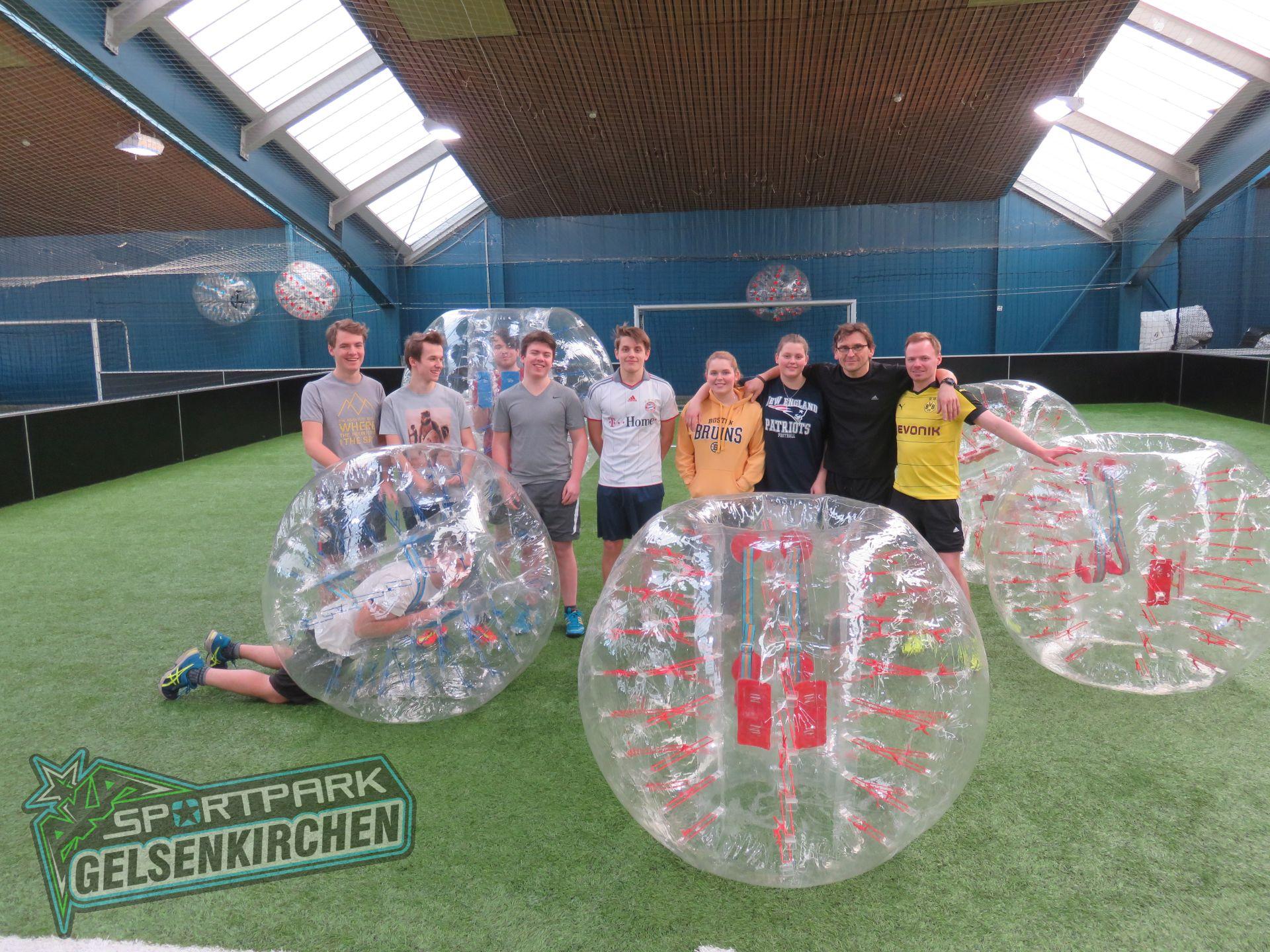 Sportpark Gelsenkirchen Bubble Ball