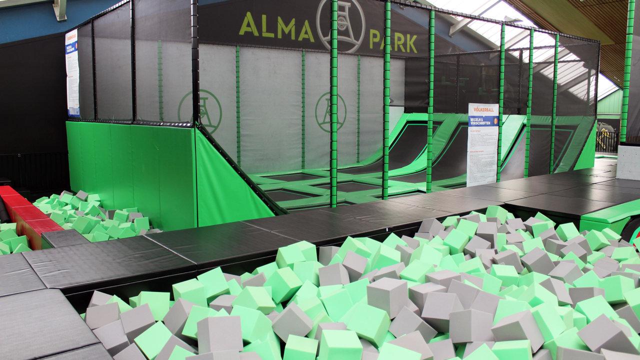 Bilder des Alma Parks