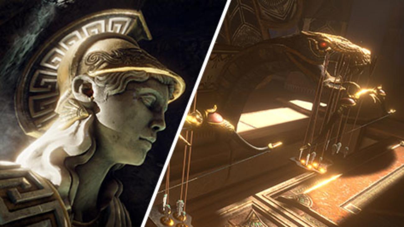 Teil 1 Escape the Lost Pyramid UND Teil 2: Beyond Medusa's gate